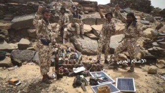 Yemen Hizbullahı Necran Bölgesinde İlerlemeye Devam Ediyor