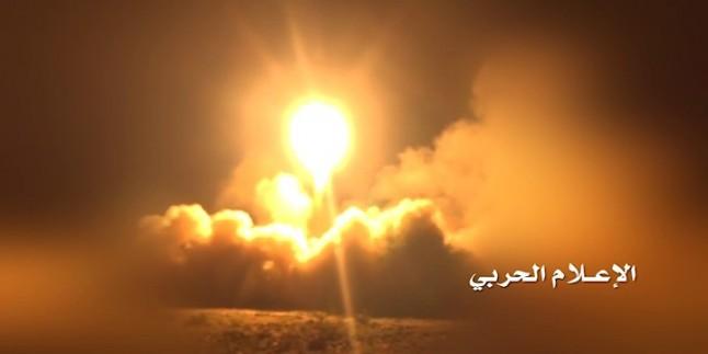"""Yemen Hizbullahı Suud'un """"ABHA"""" Havaalanını Cruise Füzeleriye Vurdu"""