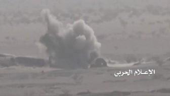 Yemen Hizbullahı Suud İşbirlikçilerini Taşıyan Araçları İmha Etti