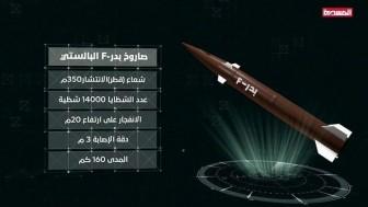 Necran Bölgesindeki Suudi İşgalciler Balistik Füzeyle Vuruldu