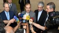 İranlı yetkili: Suriye ile görüşmeler çok yapıcıydı