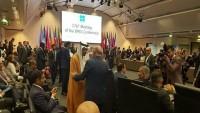 İran ve Suudi Arabistan OPEC zirvesinde görüştü