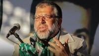 Hamas Lideri Hasan Yusuf'a Filistinli Gençlerden Büyük Destek