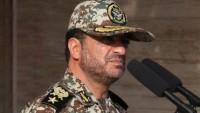 Tuğgeneral Sabahiferd: ABD ve uşakları, İran ile karşılaşma gücüne sahip değiller