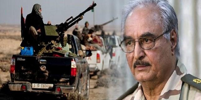 Arabistan, BAE ve Sudan geçici konseyinden Halife Hafter'e destek