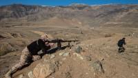 İran'ın batısında bir kaç terörist etkisiz hale getirildi