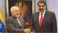 Zarif, Venezuela lideri Maduro ile görüştü