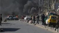 Taliban'ın bombalı araçla düzenlediği saldırıda 4 polis yaşamını yitirdi