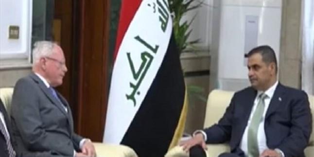 Bağdat: Irak topraklarının komşu ülkeler aleyhinde kullanılmasına izin vermeyiz