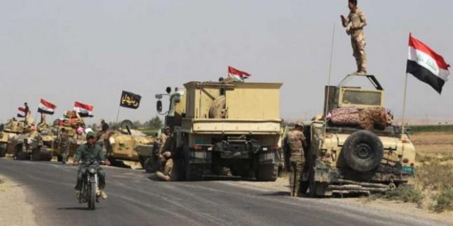 Haşdi Şabi Mücahidleri Teröristlerin Yoğun Saldırısını Püskürttü