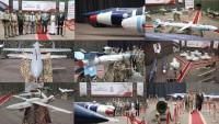 Yemen Hizbullahı Yeni Ürettiği Füze Ve İHA'larını Sergiledi
