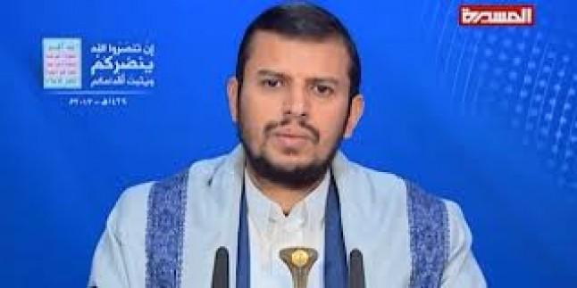 Yemen Hizbullahı Lideri Abdulmelik Husi,Yemen'de adil bir barışın kurulması için hazır olduğunu açıkladı