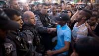 Etiyopyalı Yahudilerden 'Yaşasın Filistin' Sloganı