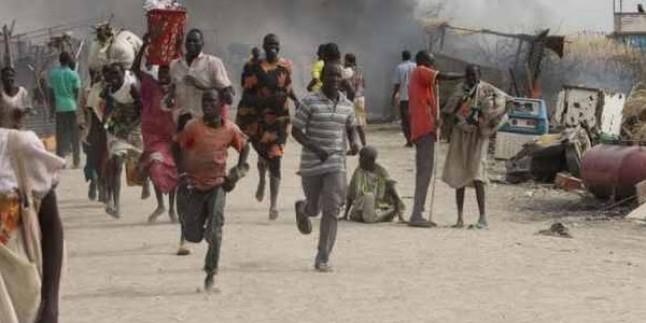 Nijerya'da sabah saatlerinde bir köye düzenlenen baskında 23 kişi öldü