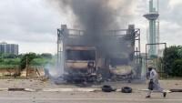 Siyonist İsrail Uşağı Nijerya Ordusu Şeyh Zakzaki'ye Destek Gösterisini Kana Buladı: 6 Şehid