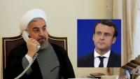 Ruhani'den Fransız mevkidaşına: 'Avrupa Birliği sorumluluklarını yerine getirmeli'
