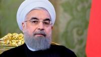 Ruhani: ABD'nin nükleer anlaşma tutumu çok gülünç