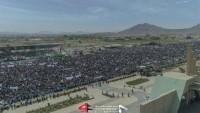 Sanaa'da Binlerce Kişi Suudi Rejimi Kınadı