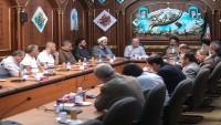 İran hacıları başkanı Lübnan Emel hareketi üyeleriyle görüştü