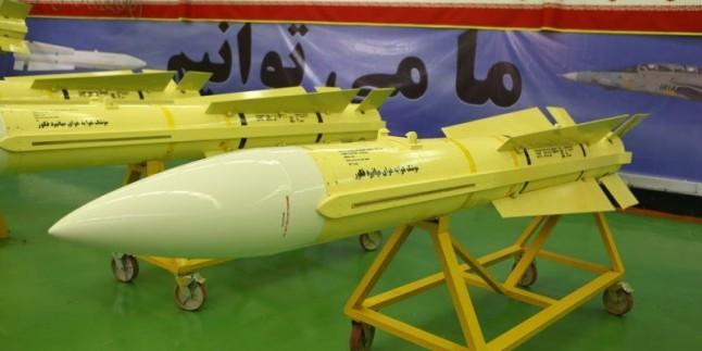İran Savunma Sanayiinde 770 yerli ürün üretilmektedir