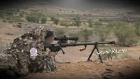 Yemen Hizbullahı 14 Suud İşbirlikçisini Kanas Silahıyla Vurarak Öldürdü