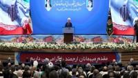 Ruhani: Tehlike anında bölgeden ilk kaçacak olanlar Amerikalılardır