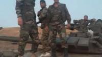 Suriye Ordusu Han Şıhun Beldesine Doğru İlerliyor