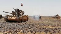 Suriye'nin Sencar bölgesinde çok sayıda terörist öldürüldü