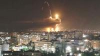 Suriye Savunma Sistemleri Siyonist Rejim Tarafından Fırlatılan 3 Füzeyi İmha Etti