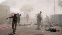 Yemen Hizbullahı BAE Destekli Münafıkların Aden'deki Askeri Geçit Törenini İHA'larla Ve Balistik Füzeyle Vurdu: 40 Ölü, 70 Yaralı
