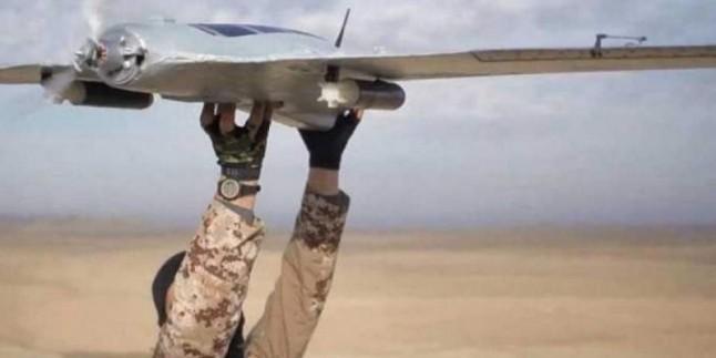 Yemen Hizbullahına Ait 10 Adet İHA, ARAMCO Petrol Tesislerini Bombaladı