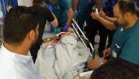 İşgal Güçleri Ramallah Yakınlarında Filistinli Bir Çocuğu Ağır Yaraladı