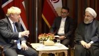 Ruhani ile İngiltere Başbakanı görüştü