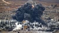 BM: ABD'nin Suriye'deki Saldırıları Savaş Suçudur