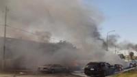 Irak'ta Haşdi Şabi'ye Ait Karargaha Saldırı