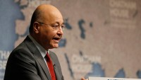 Irak Cumhurbaşkanı: 'Bölgede Savaş İstemiyoruz'