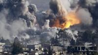 Amerika'nın Suriye'deki saldırıları, BM açısından savaş suçu