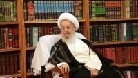 Ayetullah Mekarem Şirazi: İran ile Irak yetkilileri, düşmanın komplolarına karşı uyanık olmalılar