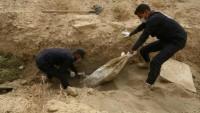 Irak'ta 200 toplu mezarda en 12 bin ceset