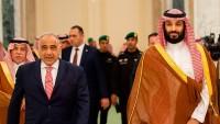Irak Başbakanı ile Suudi Arabistan Kralı Cidde'de görüştü