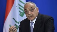 Irak Başbakanı Abdulmehdi: Irak komşulara saldırı üssü değildir