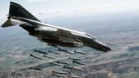 Suudi savaş uçakları, Sade'yi bombaladı