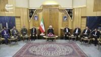 Hasan Ruhani: ABD'nin inzivası, görülmemiş inzivadır
