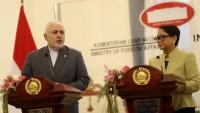 Zarif: İran ile Endonezya, Filistin konusunda ortak görüşlere sahiptir