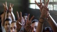 Filistinli esirler açlık grevini sürdürüyor