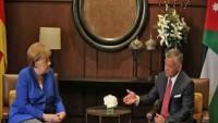 Merkel Bercam'a bağlılık zaruretini vurguladı