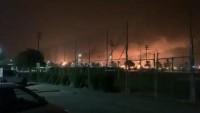 Yemen Hizbullahı, Suudi Rejimin Aramco Petrol Tesisine  İHA Saldırısı Düzenledi