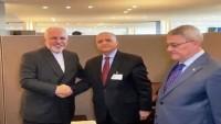 İran ve Irak dışişleri bakanları arasında görüşme