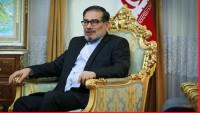 Şemhani: ABD politikası, İran direnişi karşısında diz çöktü