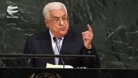 Münafık Mahmut Abbas: işgalci İsrail rejimi yok olacaktır